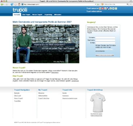 Stealth-Site Screenshot